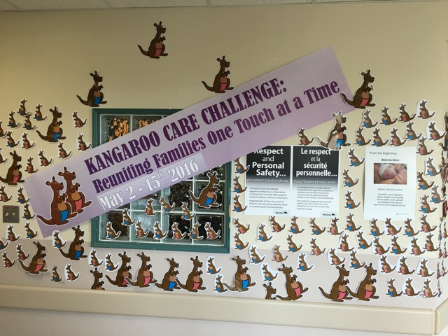 What Are You Waiting For? Take the Kangaroo Care Challenge!